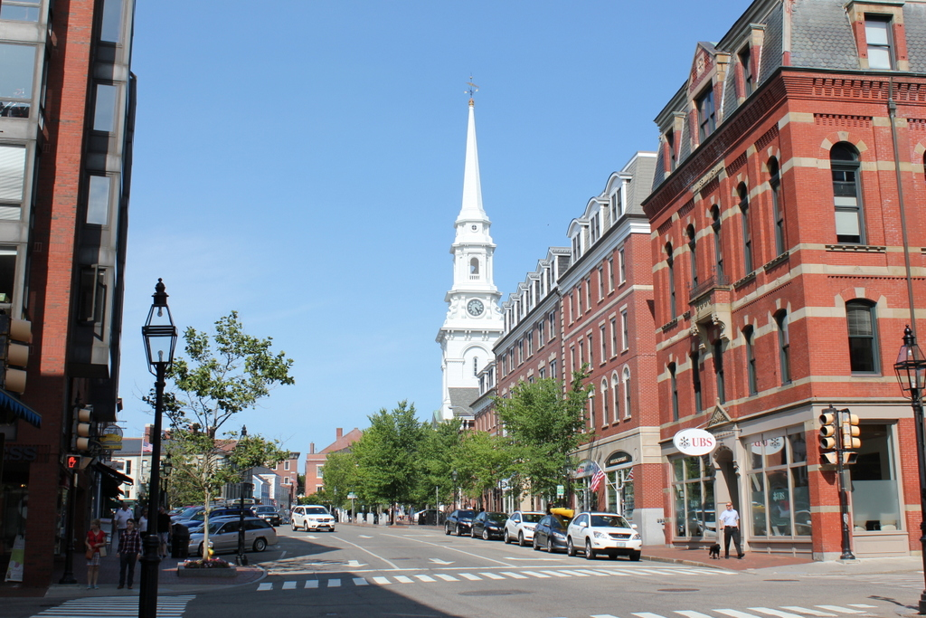 Historic Portsmouth NH