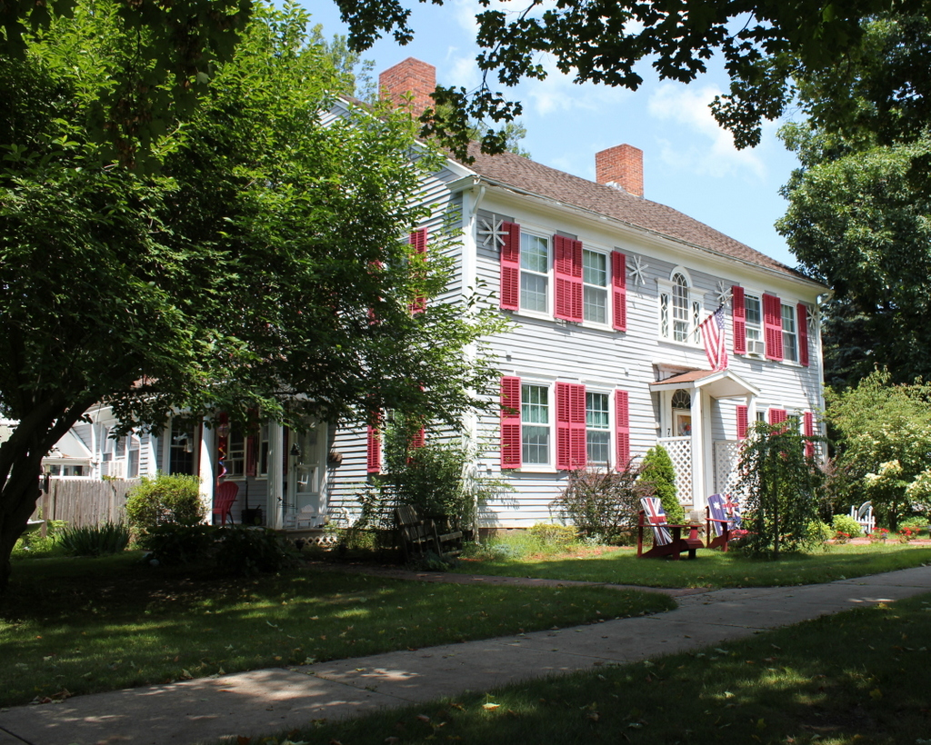 William allen house agawam mass lost new england for Allen house