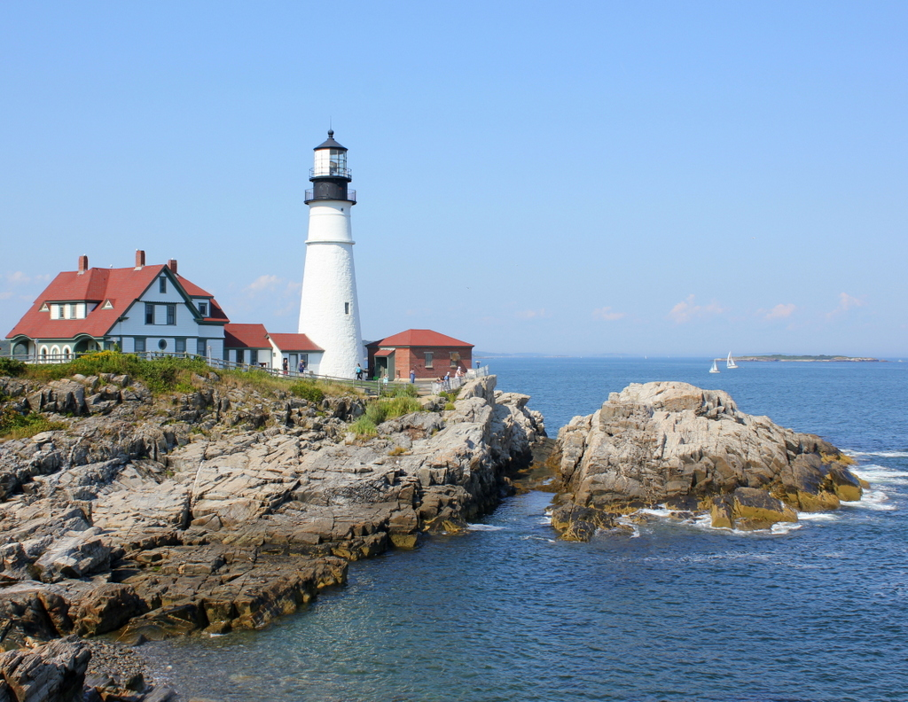 Cape Elizabeth Maine Archives - Lost New England