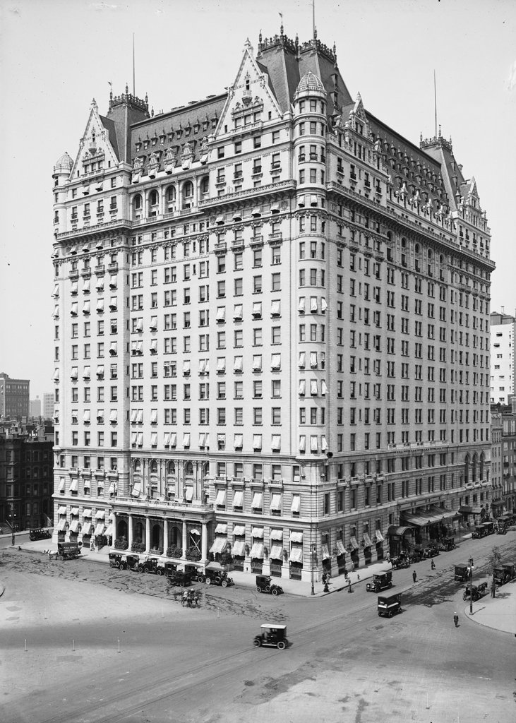 Plaza Hotel Nyc Archives