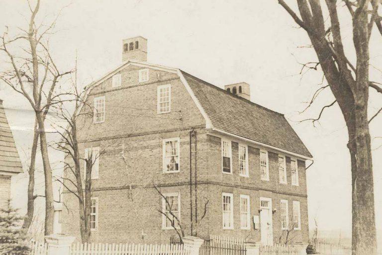 Capt. Nathaniel Hayden House