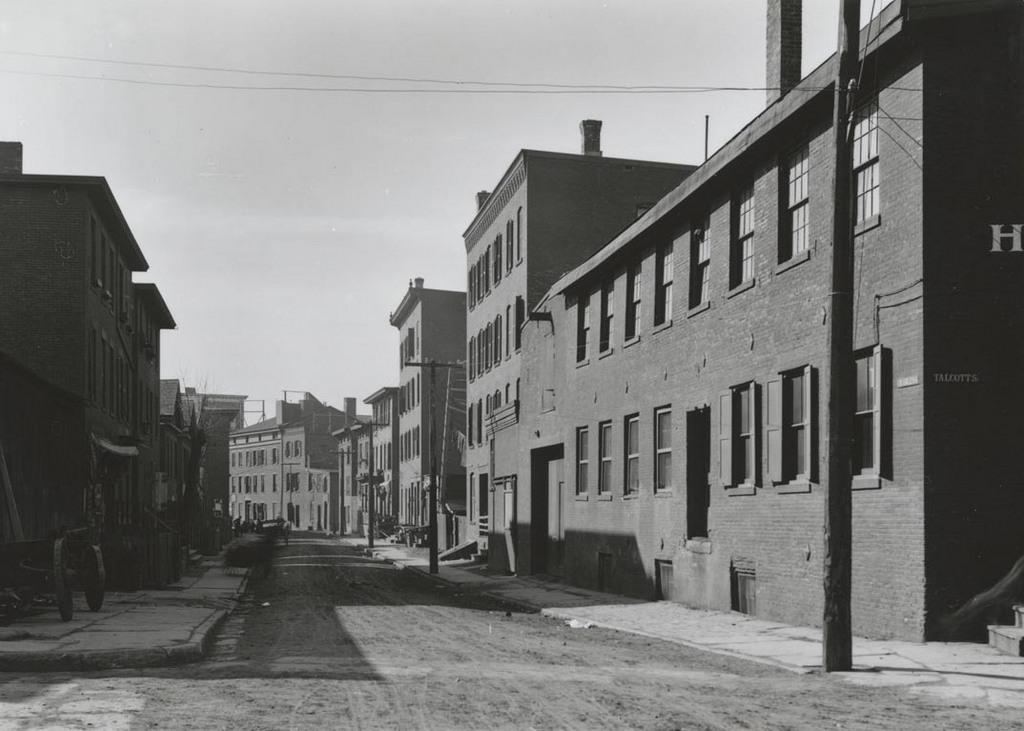 Charles St. south of Talcott