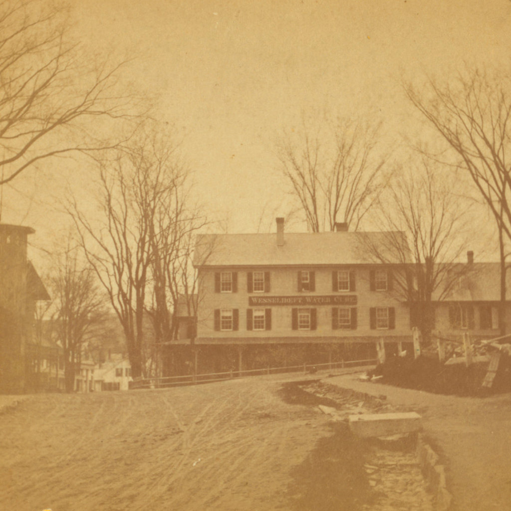 Wesselhoeft Water Cure Brattleboro Vermont Lost New England