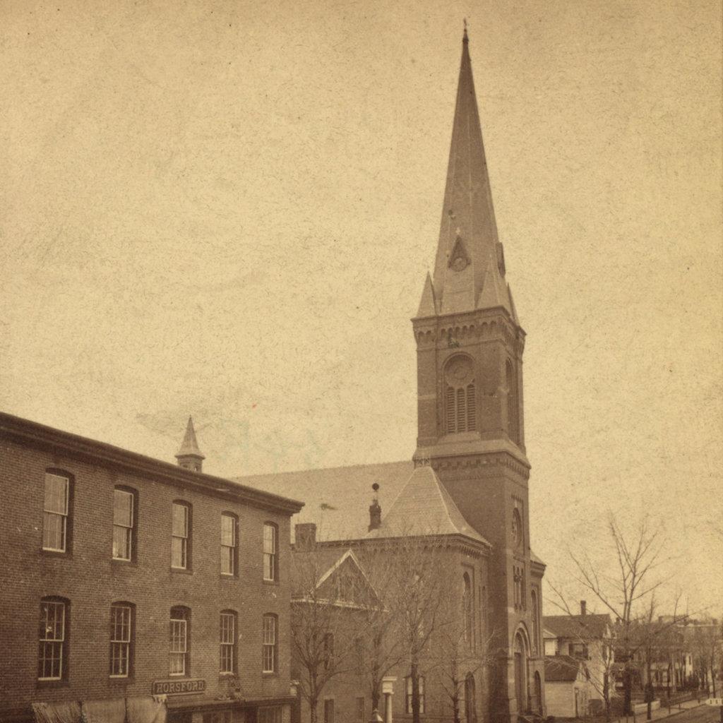 Trinity Methodist Church, Springfield, Mass